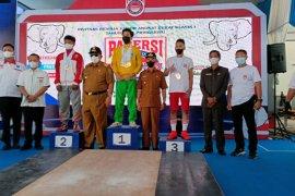 Mantap, Riau pimpin perolehan medali Invitnas Remaja Junior Angkat Berat