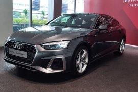 New Audi A5 Sportback, sedan seharga Rp1,2 miliar di pasar Indonesia
