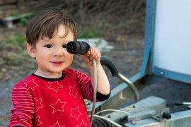 Mari kenali perasaan anak lewat ekspresi dan emosi