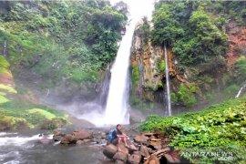Rejang Lebong Bengkulu kembangkan Air Terjun Tri Sakti