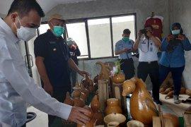 Tulang Bawang Barat bantu lahan 5.000 M2 untuk kantor Kemenkumham Lampung