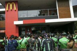 Tim ahli COVID-19 heran McDonald\'s Palembang tidak diberi sanksi