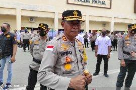 12 tersangka teroris di Merauke, segera diterbangkan ke Jakarta
