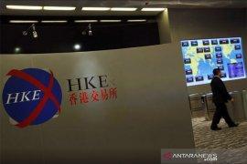 Saham Hong Kong ditutup di tertinggi 4 minggu, raksasa teknologi reli