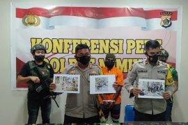 Satgas Nemangkawi tangkap MT anggota KKB Guspi Waker