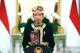 Presiden Joko Widodo buka Pesta Kesenian Bali ke-43