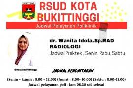 Ortu di Bukittinggi beri nama anak Wanita Idola, kini jadi dokter radiologi