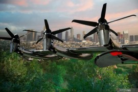 Taksi terbang listrik Archer resmi diluncurkan