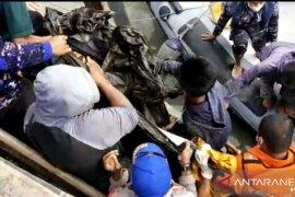 Tim Basarnas Tarakan Temukan Nelayan Hilang Dalam Kondisi Meninggal
