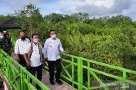 Apar Mangrove Park menjaga  kelestarian alam dan destinasi wisata