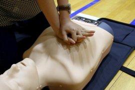 Pijat jantung bisa selamatkan orang henti jantung