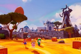 Sekuel game Mario + Rabbids akan diluncurkan pada 2022