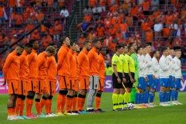 Susunan pemain Belanda versus Ukraina