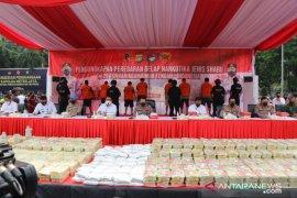 Sindikat narkoba Timur Tengah dikendalikan napi di Lapas Cilegon Banten