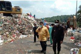 Pekanbaru tambah alat berat maksimalkan penataan sampah di TPA Muara Fajar
