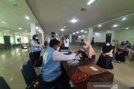 BNNP Sultra tes urine 155 calon wisudawan IAIN Kendari