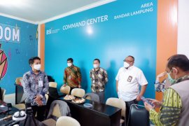 OJK Lampung dukung migrasi sistem PT Bank Syariah Indonesia Tbk Area Bandarlampung