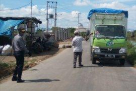 PD Parkir Makassar kenakan retribusi angkutan material di perbatasan