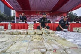 Pengungkapan Narkoba Jenis Sabu 1,129 Ton