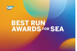 Dua perusahaan Indonesia raih penghargaan di SAP Best Run Awards 2021 untuk SEA