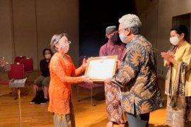 Pentas grup gamelan Jawa di Jepang peroleh apresiasi