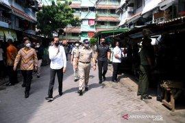 Presiden Joko Widodo sebut kecepatan vaksinasi tentukan keberhasilan tangani pandemi