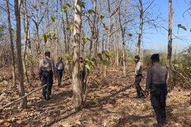 Polres Sumbawa tingkatkan patroli antisipasi karhutla dan krisis air bersih