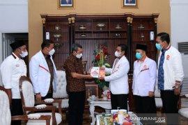 Gubernur sambut baik kunjungan silahturahmi kebangsaan PKS Riau