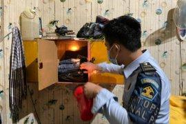 Petugas Lapas temukan pisau saat razia blok warga binaan