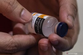 Sumsel sudah menerima satu juta dosis vaksin COVID-19 untuk tiga kelompok prioritas