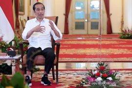 Presiden Jokowi: Pendidikan tinggi harus memperkuat posisi edukasi teknologi