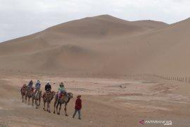 Harmoni bukit pasir Mingsha