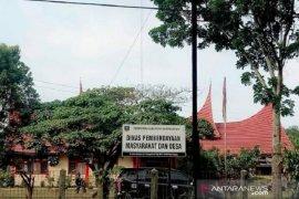 Untuk belajar membentuk desa adat, puluhan wali nagari di Dharmasraya kunjungi Bali