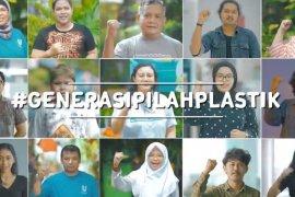 Gerakan #GenerasiPilahPlastik ajak  masyarakat sadar memilah sampah