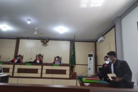 Pengacara terdakwa kembali tak siap, sidang KUD Tunas Muda Siak ditunda