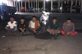 """Ini tampang kawanan curanmor \""""tebus motor\"""" di Lombok Timur"""