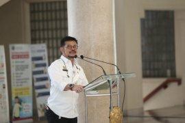 Mentan minta UGM mendukung pengembangan pertanian melalui riset
