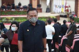 Pendapatan daerah Sulawesi Utara 2020 terealisasi 96,2 persen