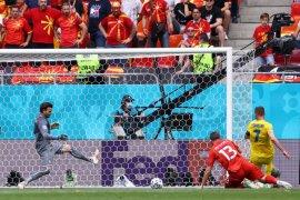 Piala Eropa 2020 - Yarmolenko inspirasi Ukraina menang 2-1 atas Makedonia Utara