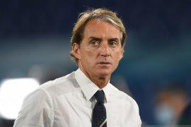 Euro 2020 - Roberto Mancini sebut Prancis, Portugal, dan Belgia lebih favorit juara