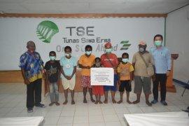 TSE salurkan beasiswa 302 anak tuan dusun Boven Digoel Papua