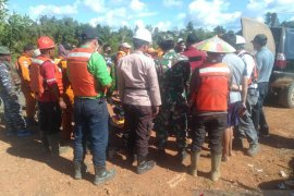 Jenazah ABK Tugboat PT Adindo tewas di Tarakan dibawa ke Pekanbaru