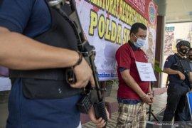PN Palembang vonis mati pengedar 25 Kg sabu asal PALI