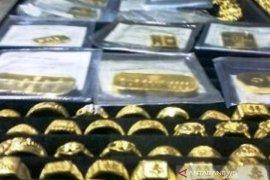 Harga perhiasan emas di Palembang capai Rp5,125 juta per suku