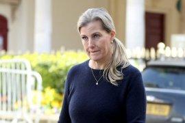Kepergian Pangeran Philip dua bulan lalu ciptakan kehampaan besar, kata Putri Sophie