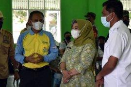 Bupati ajak perusahaan di Kobar lakukan vaksinasi COVID-19 ke karyawan