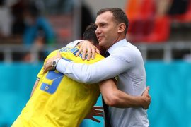 Pelatih Shevchenko akui Ukraina gugup