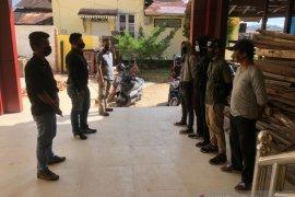 12 orang preman tertangkap polisi di Bukittinggi seminggu terakhir, ini modusnya
