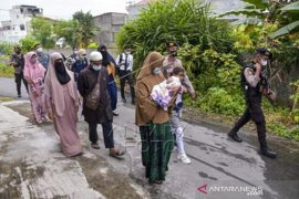 Imigran Rohingya Direlokasi Ke Medan