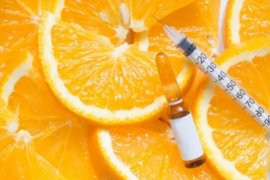 Pakar sebut suntik vitamin C lebih baik  dari pada suplemen
